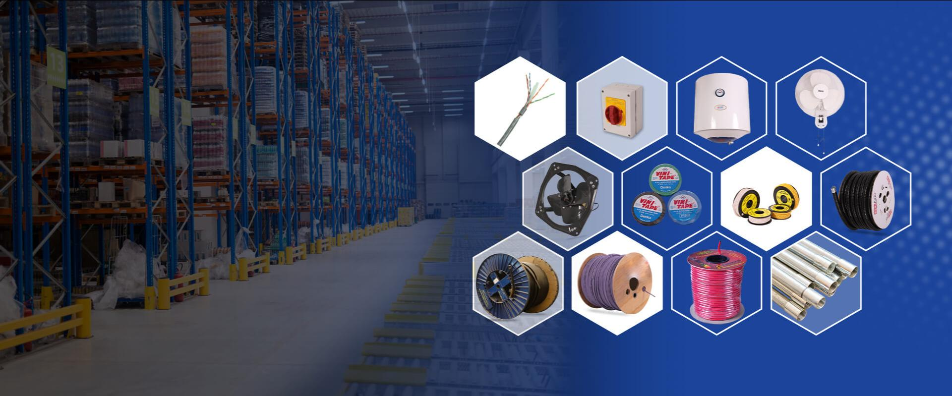 ELECTRICAL TRADING & PROJECT DIVISION