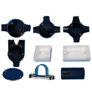 PVC CONDUIT ACCESSORIES