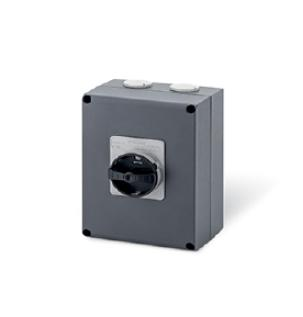 ISOLATOR - Die cast aluminum enclosure
