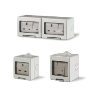 Unibox - Switches & Sockets